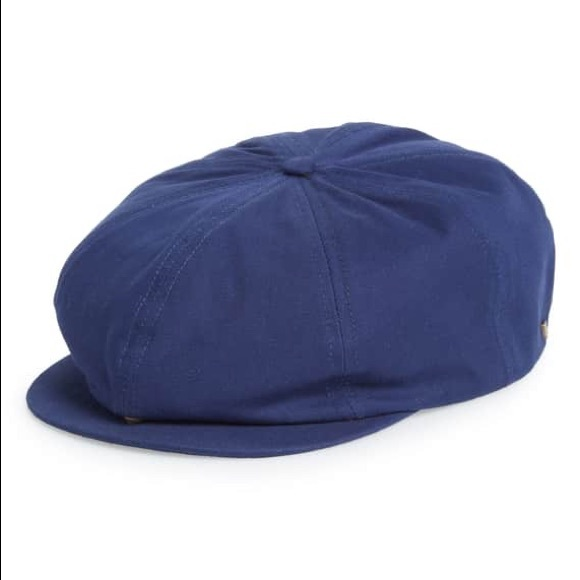 e8d9b87e814ad Brixton Other - BRIXTON Brood Snap Hat Driver Cap